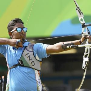 Atanu exits in pre-quarter-finals; Indian archers draw a blank at Rio