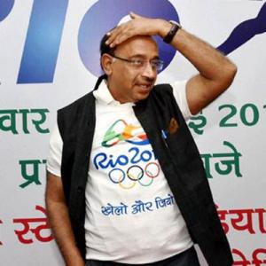 Rio OC threatens to cancel Sports Minister Vijay Goel's accreditation
