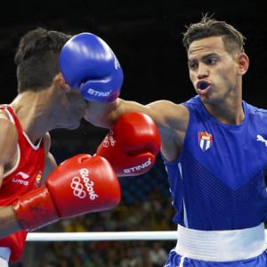 Shiva Thapa no match for Cuba's Robeisy Ramirez