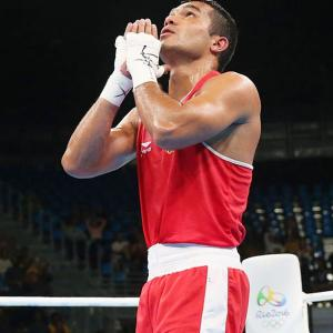 I want nothing less than a gold, says boxer Vikas
