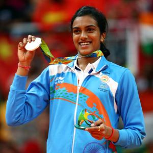 Sindhu's historic medal; Saina's heartbreak in 2016