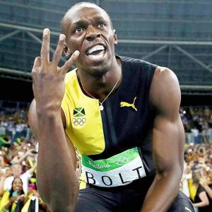 It's a wrap! Bolt conquers, Farah delivers but too many empty seats