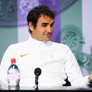 Federer hoping to be 'super strong' on come back
