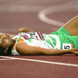 Twist in Jaisha row: Coach claims she refused personalised refreshments