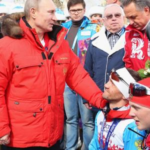 Russia never had state-sponsored doping: Putin