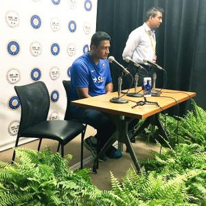 Kumble impressed by cricketing facilities in Florida