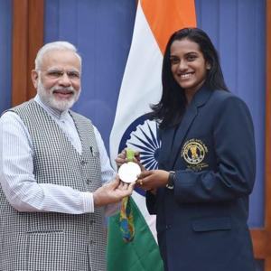 Sindhu is the Vitamin India needs