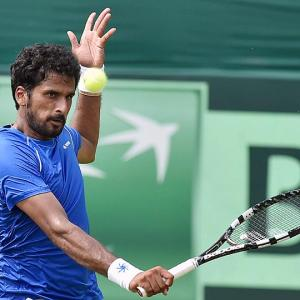 US Open: Myneni goes down fighting to World No. 49 Vesely