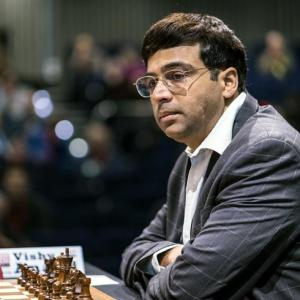 Tata Steel Chess: Nakamura jumps to joint lead; Anand draws again