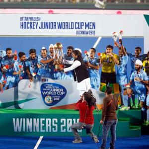 Indian hockey rose in stature in 2016 but Olympic failure hurt