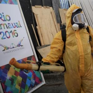Will Zika virus keep athletes away from Rio Olympics?