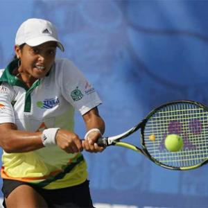 Fed Cup: India thrash Uzbekistan 3-0 after Ankita Raina's twin wins