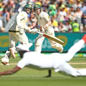 1st Test, Day 1 PHOTOS: Smith, Khawaja give Australia advantage