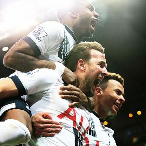 Tottenham leap to highest spot on EPL table at this stage since 1985!