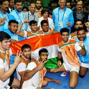 Gold sweep by boxers, shooters, kabbadi team at South Asian Games