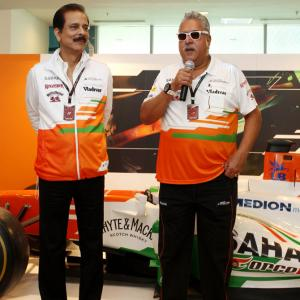 Why Sahara may find it difficult to sell stake in Force India F1 team