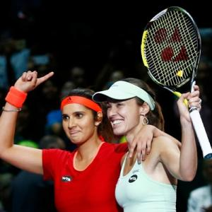 Sania-Martina to reunite for year-ending WTA Championships