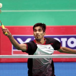 Badminton: Indian men beat China in Asia Team Championships