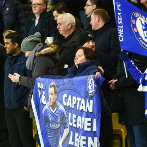 'Disgusting' Chelsea fans throw coins at City players