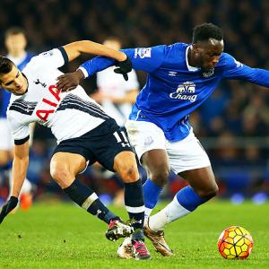 Spurs disappointed after dropping two points at Everton