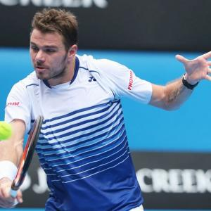 Chennai Open: Wawrinka breezes into quarters; Indians advance