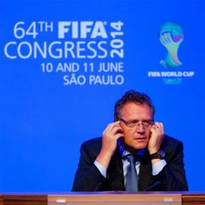 Formal proceedings begun against FIFA Secretary General Valcke