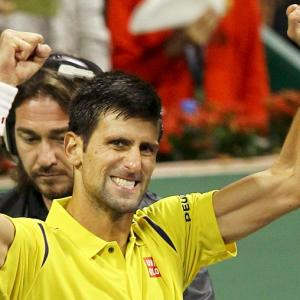 Djokovic crushes Nadal to start new year with Doha title