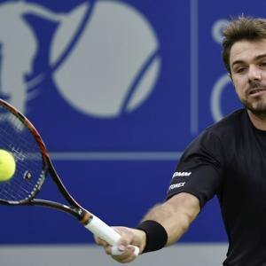 Chennai Open: Wawrinka eases into final with win over Paire