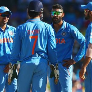 Dhoni's take on why India need to segregate three bowling units for formats...