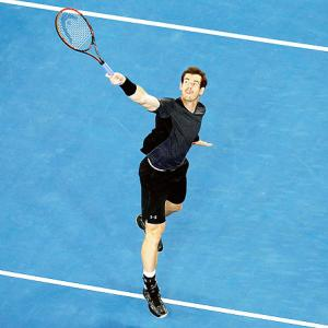 Aus Open PHOTOS: Murray, Wawrinka, Azarenka in last 16; Ivanovic ousted