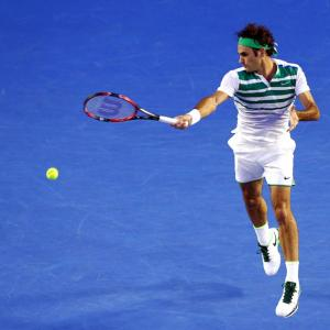 Matchup of comebacks: Del Potro to face Federer