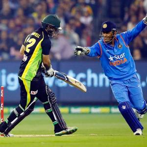 Stat Pack! Ind v Aus 2nd T20I in numbers