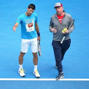Aus Open: Baseline battle in view as Djokovic favourite to trump Murray