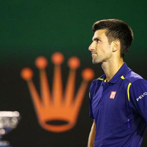 The numbers behind Djokovic's domination