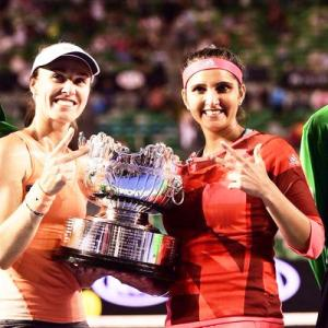 Realistic Sania wants to enjoy the highs while they last