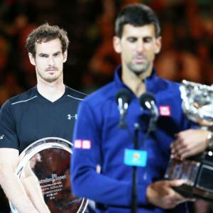 Emotionally taxed, error-prone, Murray unable to break Djokovic jinx
