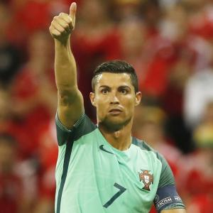 Love him, loathe him but Ronaldo delivers on big stage!