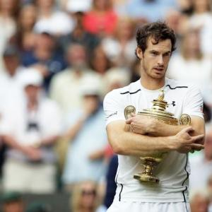 Murray etches name in Wimbledon history with 2nd title