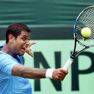 Davis Cup: Ramanathan, Myneni give India 2-0 lead over South Korea