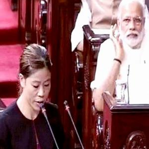 How can unfit doctors treat athletes: Mary Kom on IOA row