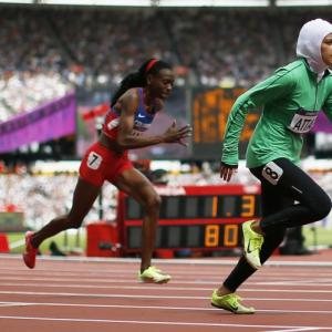 Saudi Arabia to send four women to Rio Olympics