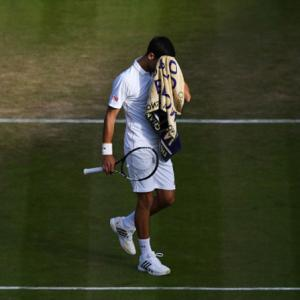 Querrey just overpowered me; says Djokovic after shock exit