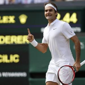 Wimbledon: Federer stages epic fightback to beat Cilic