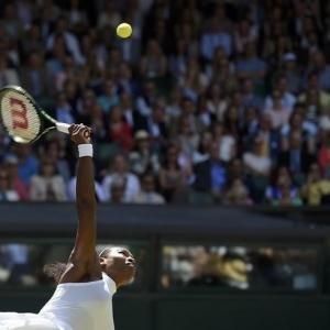 Serena on verge of 22nd major, again, after thrashing Vesnina