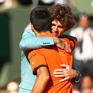 Former Roland Garros king Guga on new French Open champ Djokovic