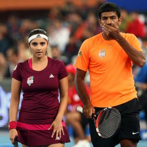 Has Sania opted for Bopanna over Paes at Rio Olympics?