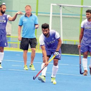 India address late goal concern to boost Rio hopes