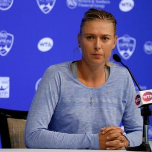 CAS reduces Sharapova's doping ban to 15 months