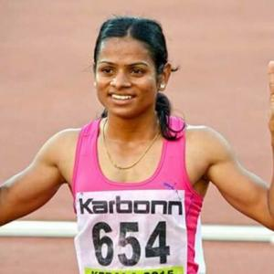 Exclusive! Dutee Chand on her journey to the Olympics