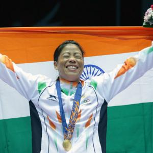 'Just wait and see, Mary Kom will be back soon!'